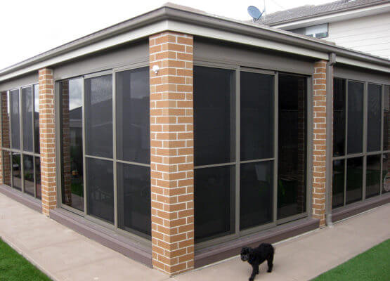 Alfresco Enclosure – Caroline Springs