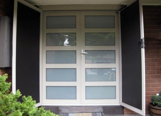 Front Entry Door – Dingley Village