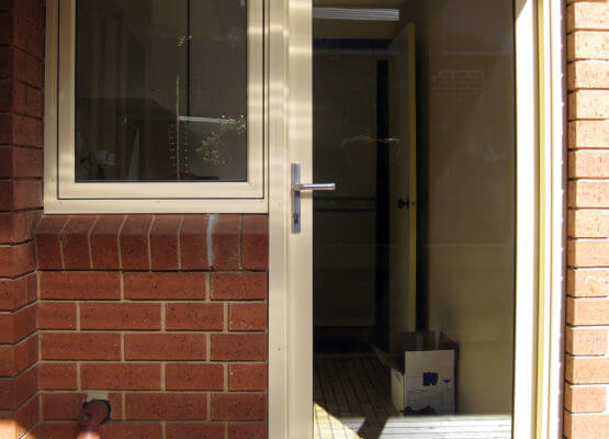 Pilley Laundry Door Replacement