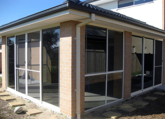 Alfresco Enclosure Transformed – Laverton