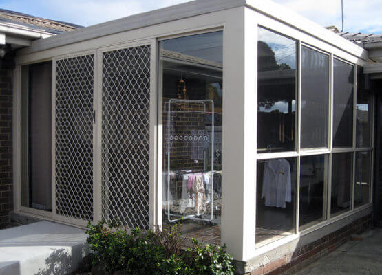 Alfresco Enclosure Transformed – Springvale