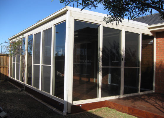 Alfresco Enclosure – Point Cook